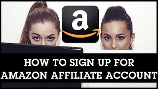How to Sign Up For Amazon Affiliate Account and Share Your Affiliate Links
