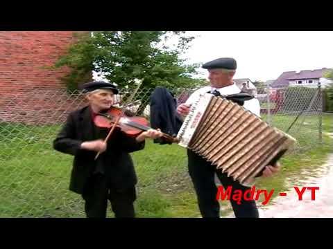 Tak pięknie grali weselnego marsza starzy Śp. mistrzowie Jan GACA i Marian WIĄCEK 2006