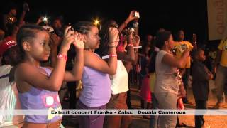 FRANKO feat ZAHO,  extrait concert