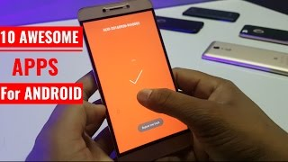 Top 10 Awesome Apps for Android November 2016