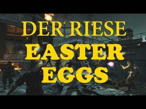 Der Riese Easter Eggs ALL
