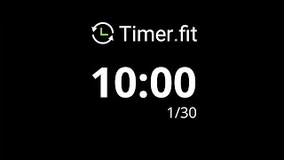 10 Minute Interval Timer