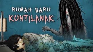 Rumah Baru Kuntilanak - Cerita Misteri,  Kartun Hantu & Horor Indonesia, Creepypasta | Rizky Riplay