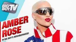 Amber Rose on 21 Savage, Defending Her Son, Blac Chyna, Adult Toys & A Lot More!