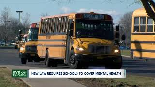 NYS schools now required to cover mental health education. This WNY school is leading the way.