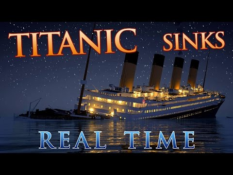 Xxx Mp4 Titanic Sinks In REAL TIME 2 HOURS 40 MINUTES 3gp Sex