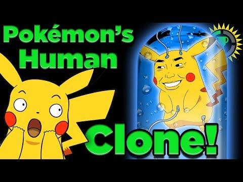 Game Theory Mewtwo s Secret Human Clone Pokemon Let s Go Pikachu & Eevee