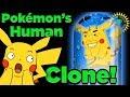Game Theory: Mewtwo's Secret Human Clone! (Pokemon Let's Go Pikachu & Eevee)