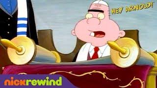 Harold Gets Bar Mitzvahed | Hey Arnold! | The Splat