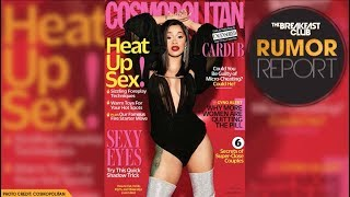 Cardi B Says #MeToo Ignores Strippers & Video Vixens