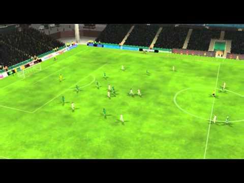 Panathinaikos vs Dortmund - G�ndogan Goal 27 minutes