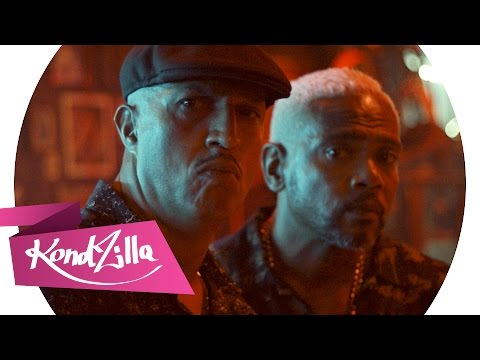 Racionais MCs - Um Preto Zica (KondZilla)