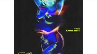 Tyga ft. Kanye West - Feel Me (Audio)