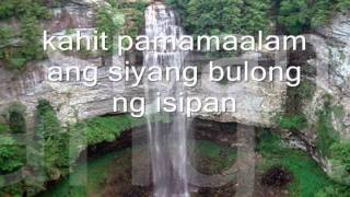PAALAM NA by RACHEL ALEJANDRO WITH LYRICS