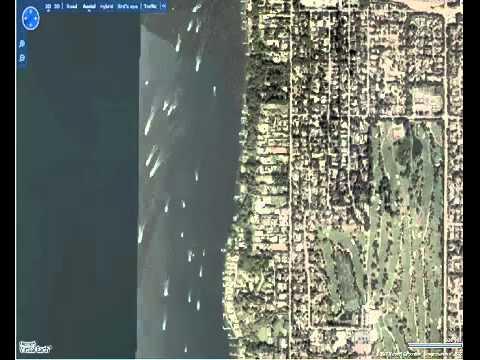 live satellite maps