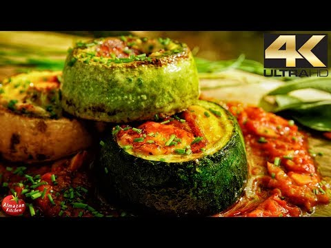 Xxx Mp4 Epic Courgettes Recipe 4K Cooking Therapy 3gp Sex