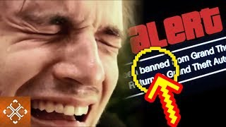 10 RIDICULOUS THINGS That Got Gamers Banned