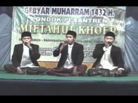 Qori Indonesia Jazam Agus & Aef 2