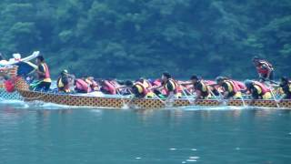 2016鯉魚潭龍舟比賽