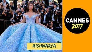 Aishwarya Rai Bachchan at Cannes 2017 | Red Carpet (Cinderella)