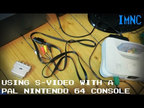 Xxx Mp4 Using S Video With A PAL N64 IMNC 3gp Sex