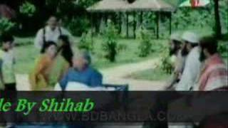bangla movie funny clip by Humayun Ahmed