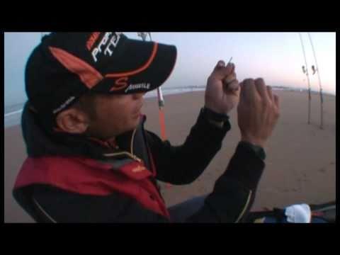RAUL MARIO DORADA PRIMERA PARTE 1 2 PRIMER REPORTAJE PESCA SURFCASTING