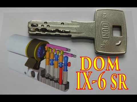 (1086) DOM IX-6 SR Picked & Gutted
