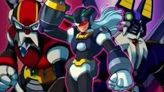 Mega Man X5  Opening