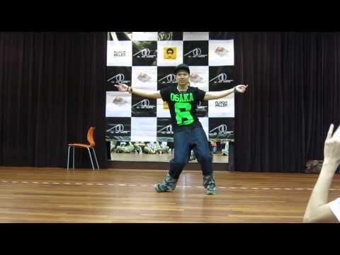 Funkzilla Singapore Prelims Judge Showcase 23/02/2014