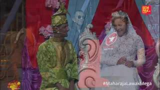 Sorotan Maharaja Lawak Mega 2017 - Minggu 7