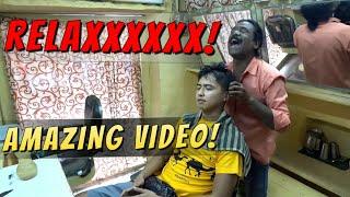 BABA SEN ASMR BEST HEAD MASSAGE VIDEO IN THE WORLD