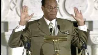 End of Allahs Mercy & Grace~2/4 Hon. Min. Louis Farrakhan