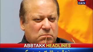 AbbTakk Headlines – 07 PM – 20 June 2019