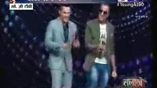 Salman Khan Funny In Saregamapa 2016 For Sultan Promotion