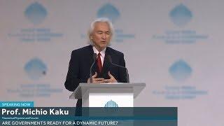 Michio Kaku - Introduction to the Future