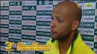 Felipe Melo chama Neto de bobão