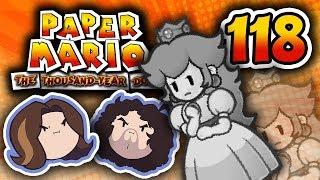 Paper Mario TTYD: Robotic Goodbye - PART 118 - Game Grumps