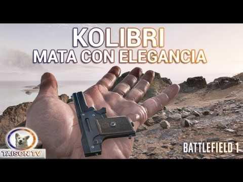 Battlefield 1 La Kolibri Mata con