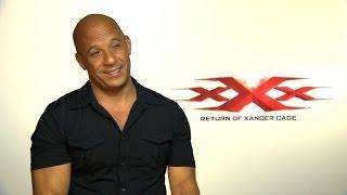 Vin Diesel zu