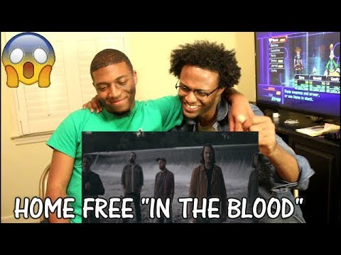 John Mayer - In the Blood (Home Free Version) (Country Music) (REACTION)