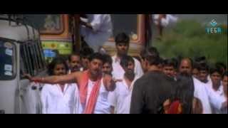 Mahesh Babu & Prakash Raj Action Scene - Okkadu Movie