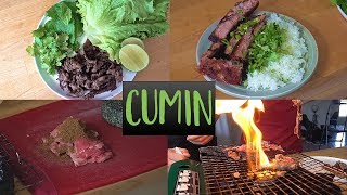 My Cooking with Spices Guide: Cumin is glorious.