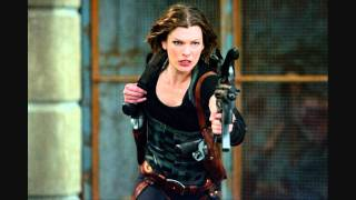 Resident Evil: Afterlife - Weapons list
