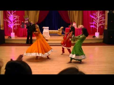 Kids mindblowing dance performance  at Ravina's Graduation and 18th Birthday Party