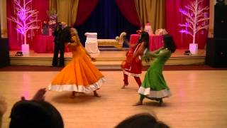 Kids mindblowing dance performance  at Ravina