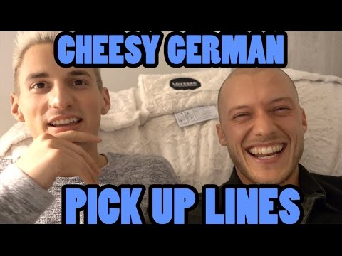 watch Cheesy German Pick Up Lines | Mark Dohner