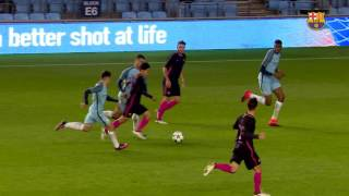 [HIGHLIGHTS] YOUTH LEAGUE: Manchester City – FC Barcelona (0-2)