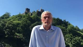 Hans Bleck, Kandidatin der SPD für die Bürgermeisterwahl der VG Cochem