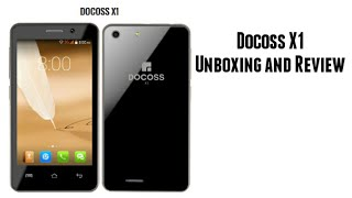 How to Buy Docoss x1 Mobile - Unboxing and Review
